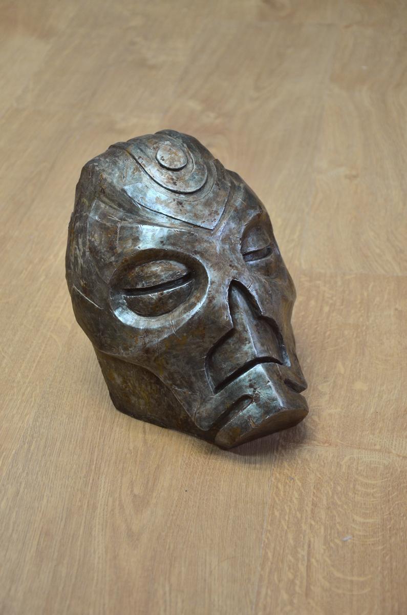 Masque prêtre dragon Hevnoraak Skyrim