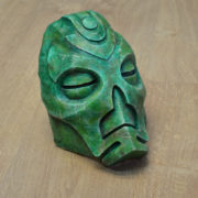 Dragon Priest mask Rahgot Skyrim