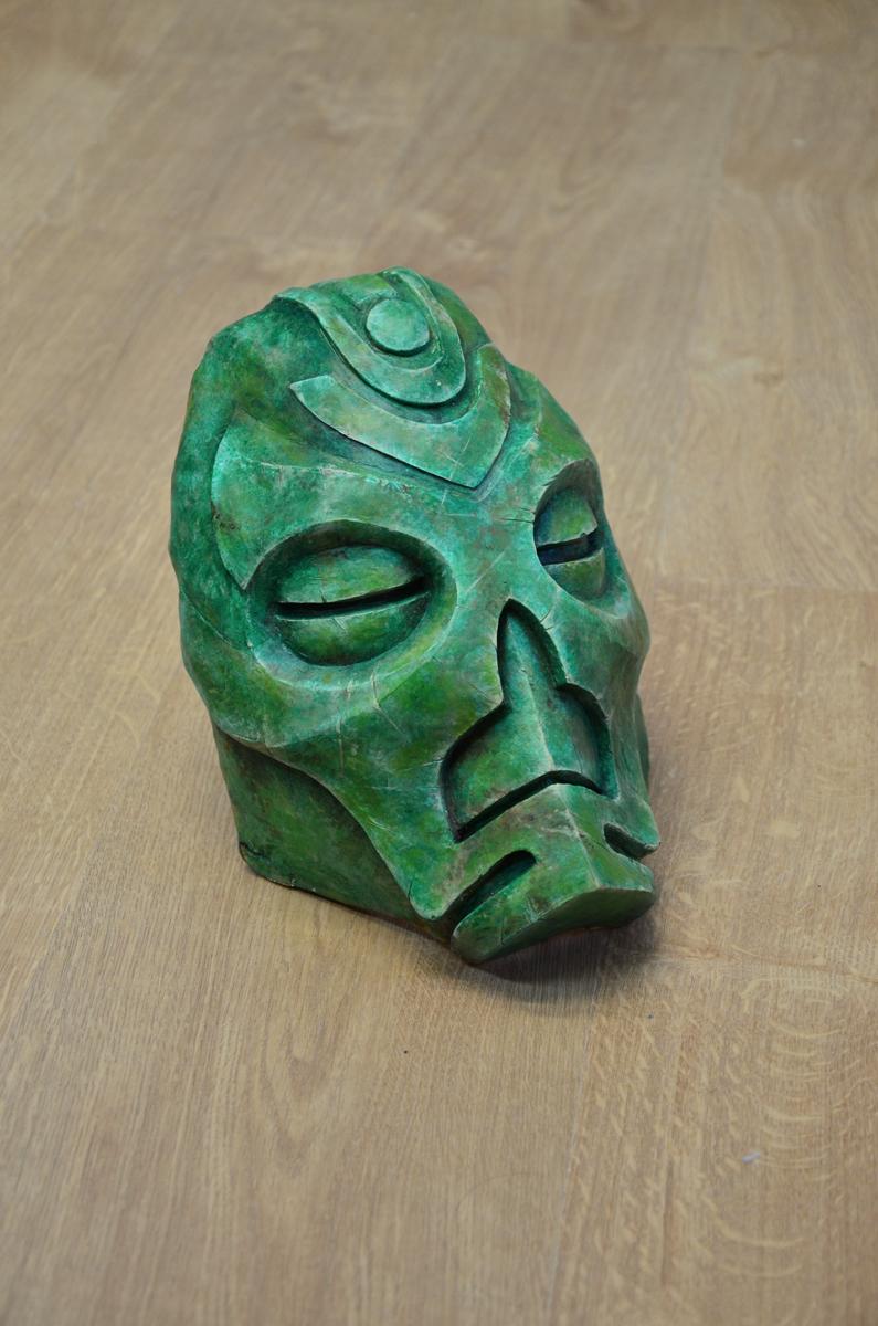 Masque prêtre dragon Rahgot Skyrim