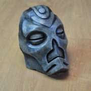 Dragon Priest mask Vokun Skyrim