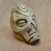 Masque prêtre dragon Krosis Skyrim