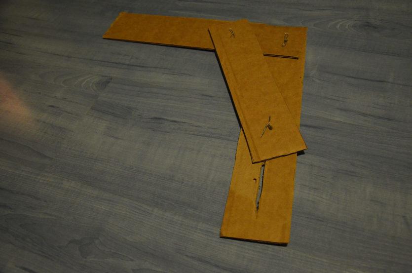 cardboard pattern