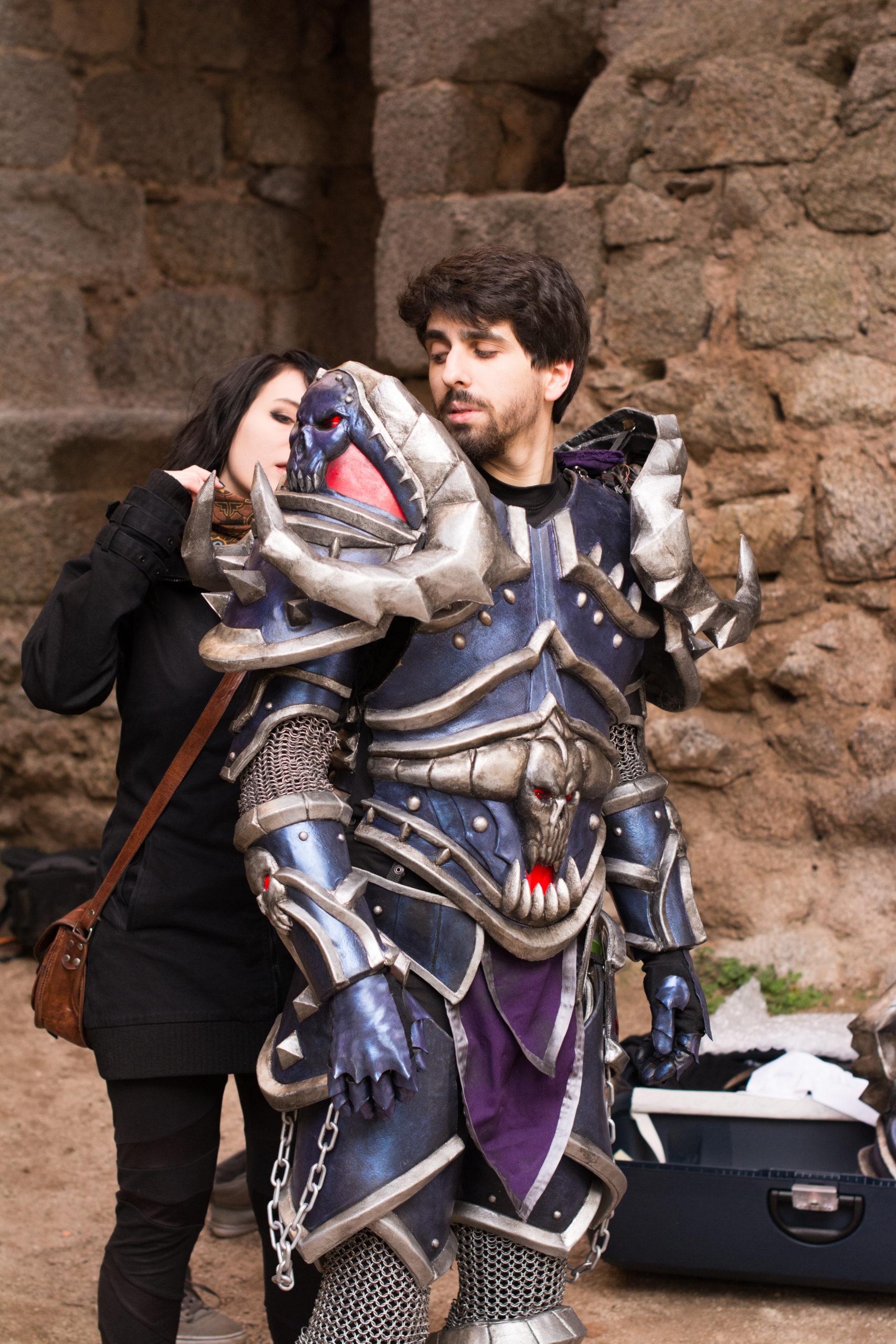 cosplay world of warcraft