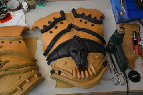 armure torse warcraft