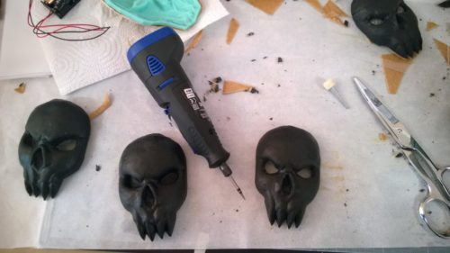 moulage worbla black