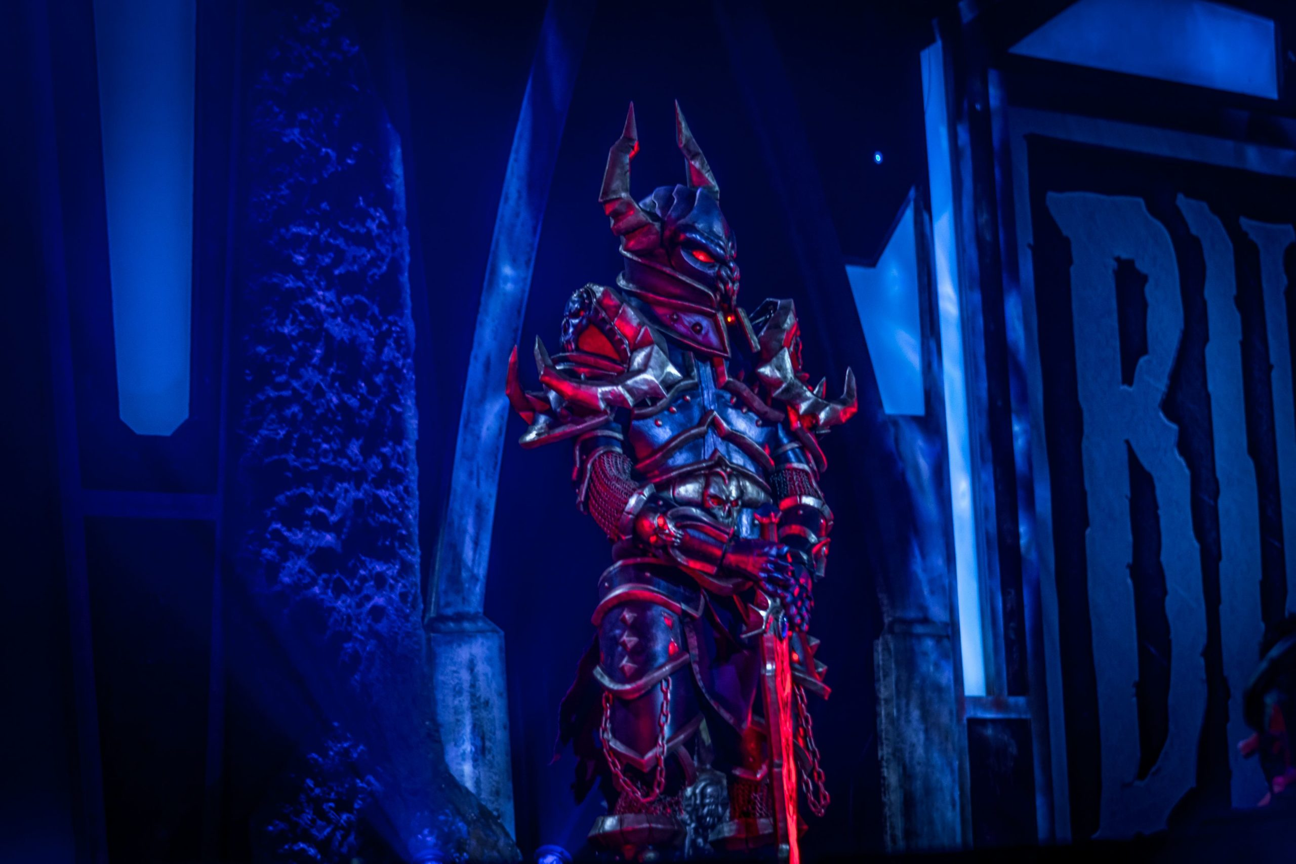 Blizzcon cosplay wow