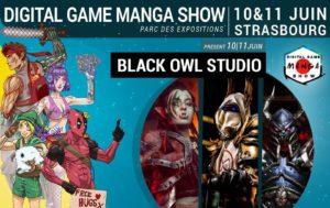 Digital Game Manga Show