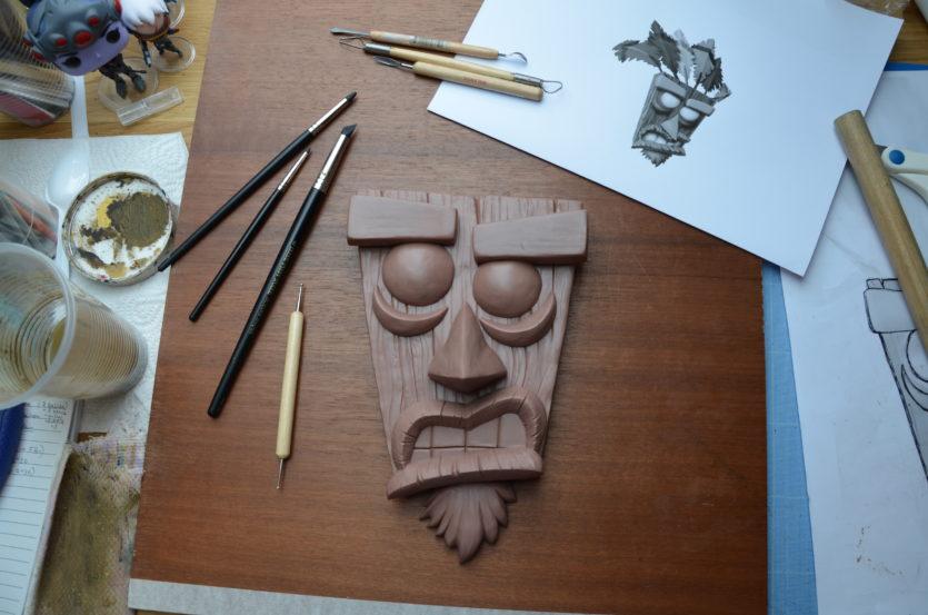 sculpture monsterclay