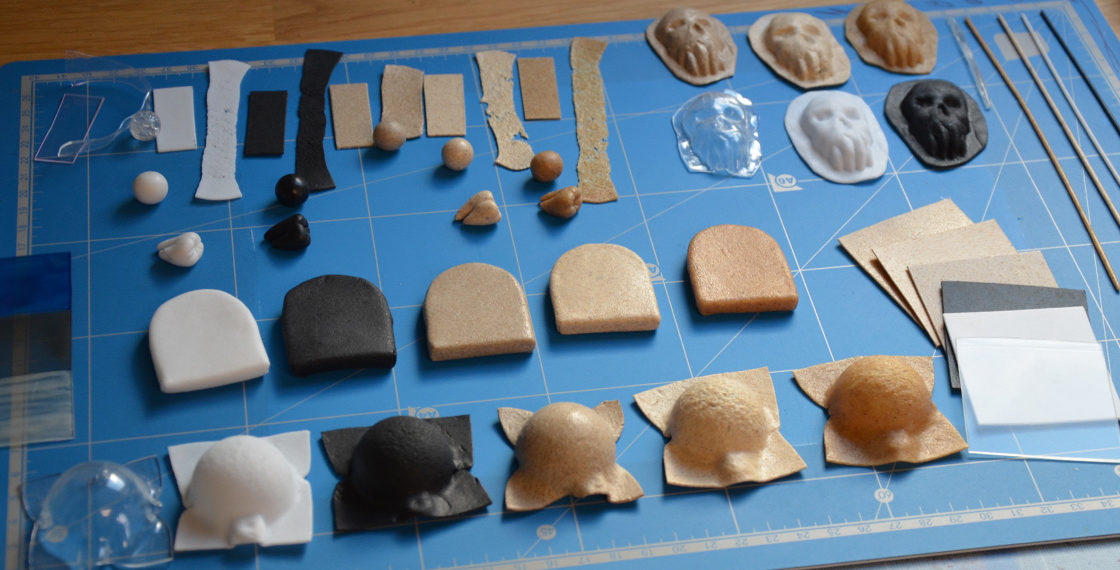 Thermoplastiques : Worbla's Finest Art, Black, Pearly, Meshed, Transpa Art, Cosplayflex…