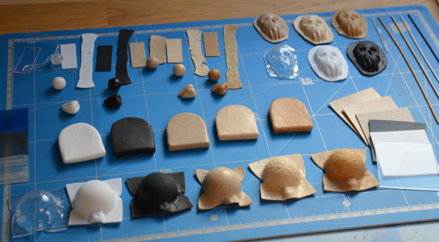 Worbla tutoriel comparatif