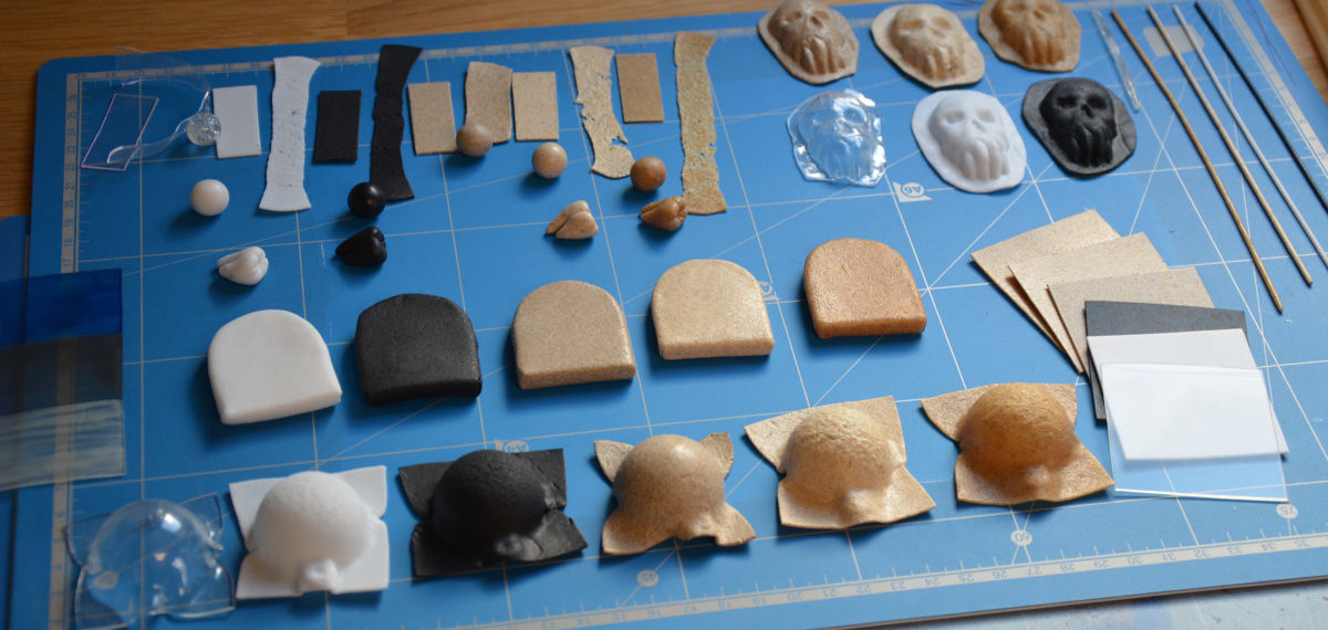 Thermoplastics : Worbla's Finest Art, Black, Pearly, Meshed, Transpa Art, Cosplayflex…