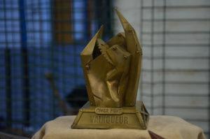 Trophées Makerfight : 1ère place