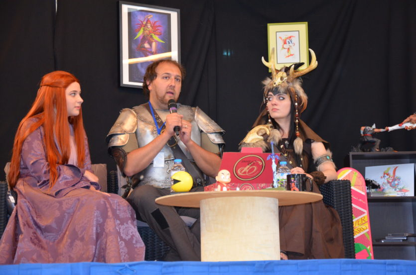 avec Yuka Costumes et Aldarion Cosplay