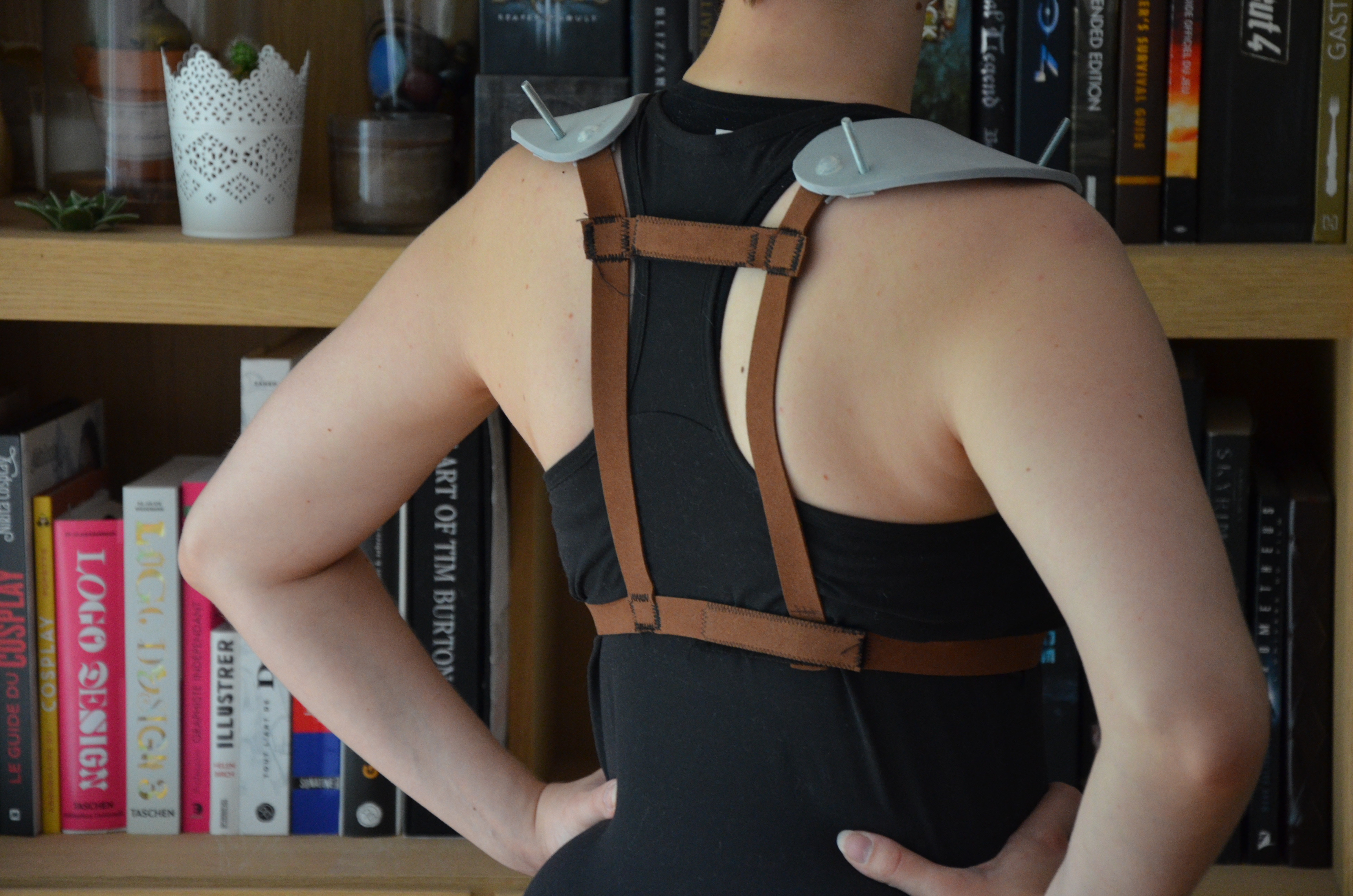 harness armor foam cosplay