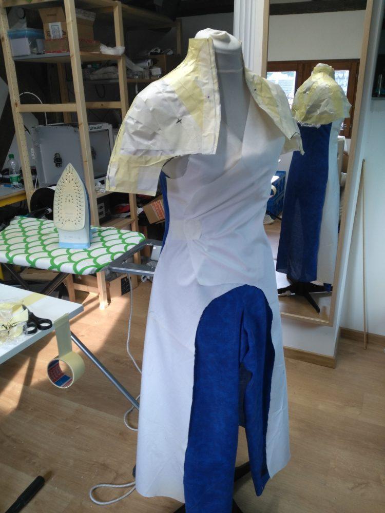 Patron kimono moniale