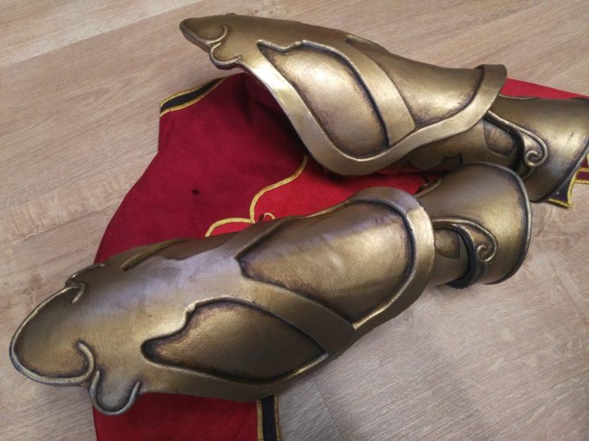 armure diablo cosplay