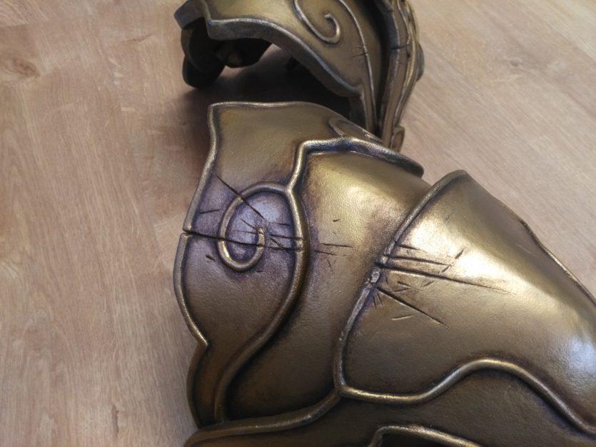 armure worbla cosplay