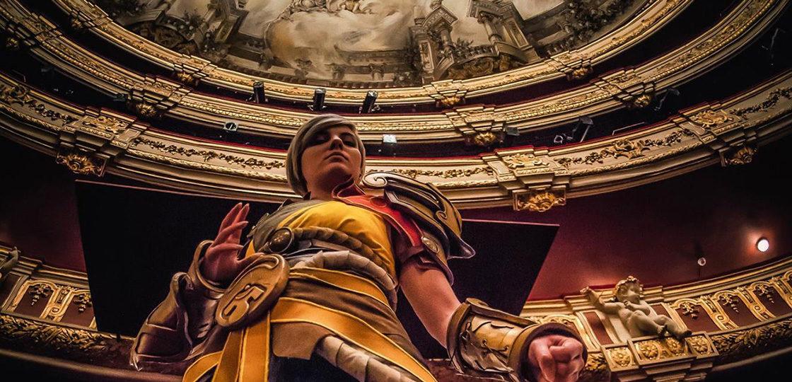 Moniale Diablo Opéra Vic's Pix