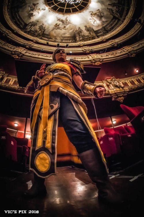 moniale diablo cosplay opéra vic's pix