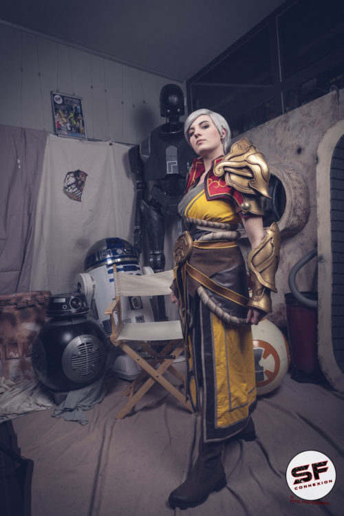 cosplay moine diablo star wars pmd