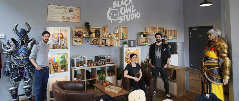 Black Owl Studio - Team