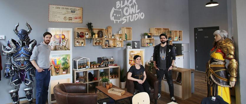 Black Owl Studio - Team